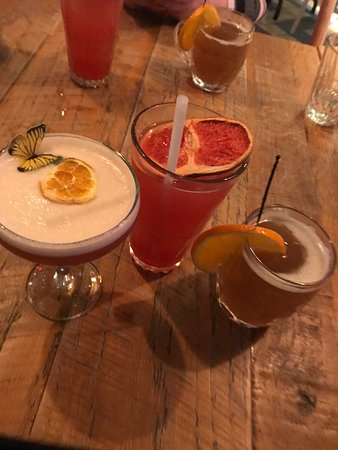 Revolution Cornerhouse: Yummy cocktails
