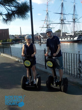 Riding a #cruise #ship into #Boston in 2019? Find us near #FaneuilHall to #cruise the #city with your #friends and #family 😎 #Segway #tours show you so much, in so little time! 😃 www.bostonsegwaytours.net