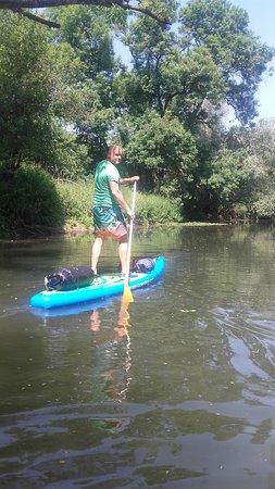 River SUP Tour auf der Tauber