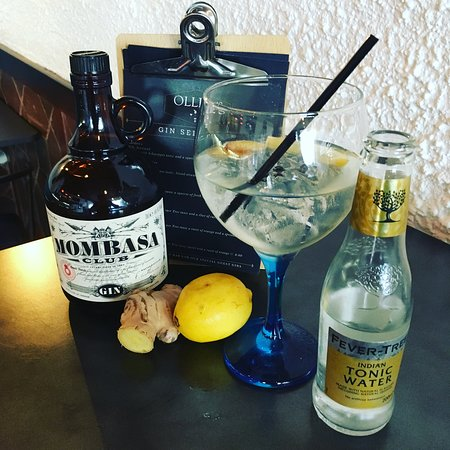Try our lovely Guest Gins ! 🍋