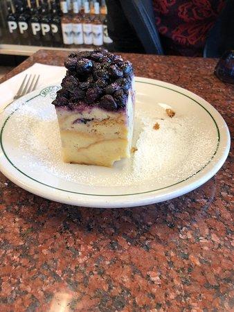 Sausalito Bakery & Cafe: Bread pudding