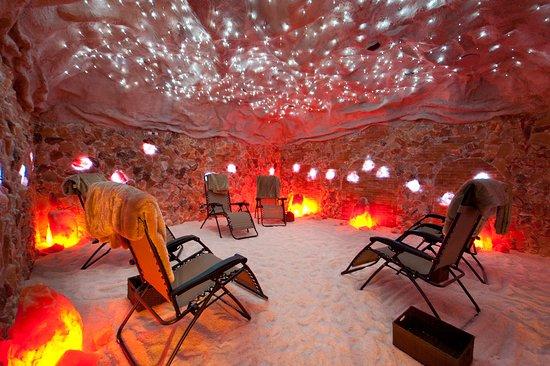 Tranquility Salt Cave