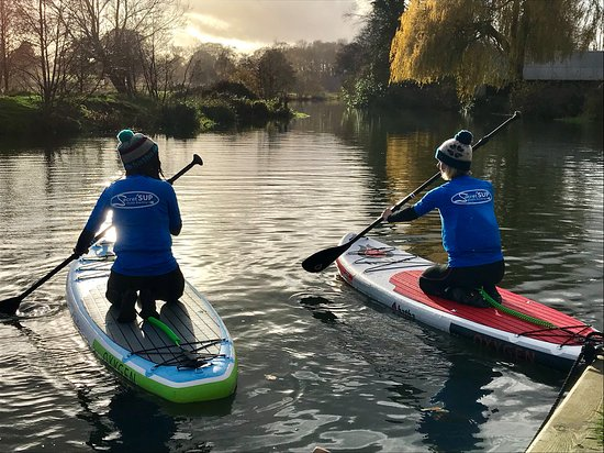 Introduction to Paddleboarding