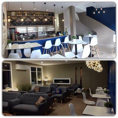 Vous êtes plutôt ambiance chaises hautes, comptoir et terrasse ou salon cosy à l'étage ?