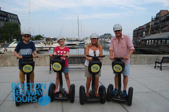 Book a #Segway #Tour in #Boston today! Whether it is a #corporate or a #family #event, it's always unforgettable 🤩www.bostonsegwaytours.net