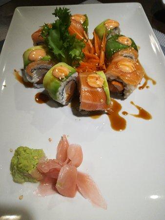 Juma sushi bar & restaurant: Consuelo roll