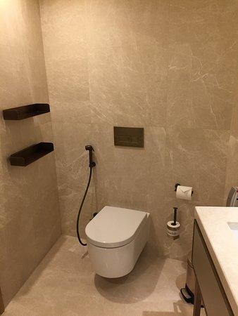 Jumeirah Beach Hotel: Badezimmer, Teilansicht