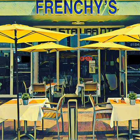 ‪Frenchy's Table‬