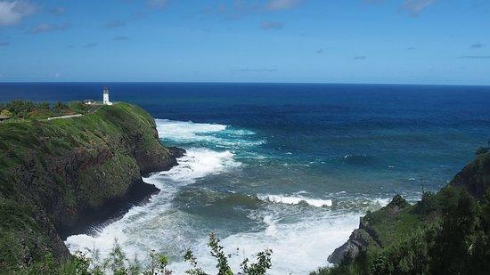 Kileaua Point National Wildlife Refuge Lighthouse