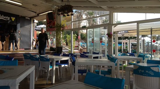 Stella Beach: Nice restaurant, hot and tasty food