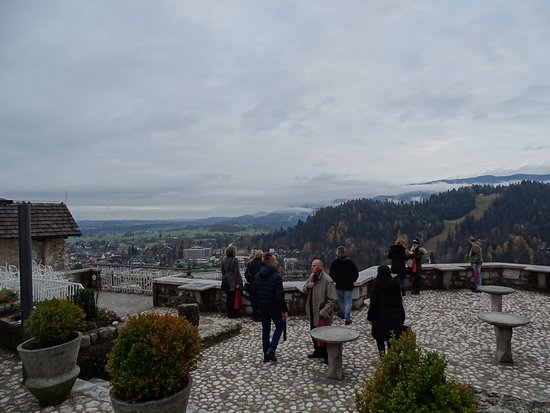 Блед, Словения: Bled Castle