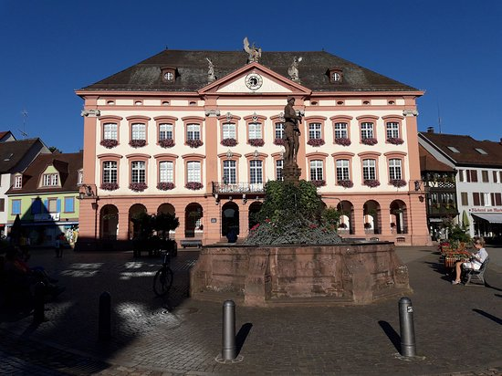 Historische Altstadt: Rathaus