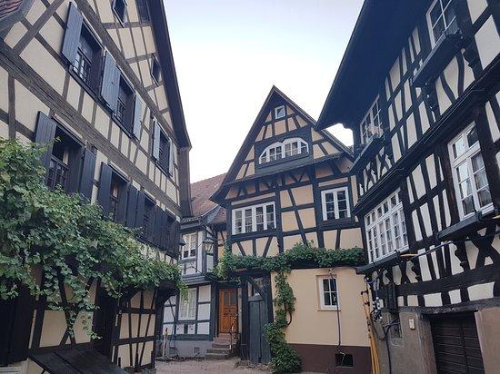 Historische Altstadt: Engelgasse