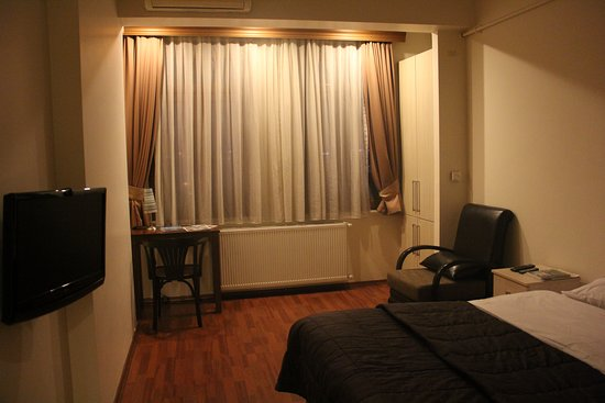 Taksim House Suites: Bedroom