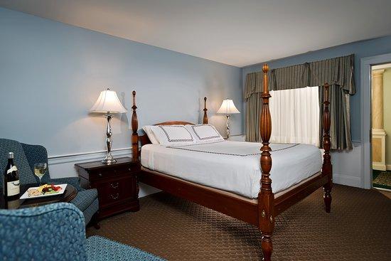 Dan'l Webster Inn & Spa: Traditional Room