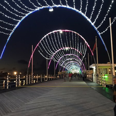 Фотография Понтонный мост Королевы Эммы