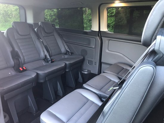 Боунес-он-Уиндермир, UK: Individual leather seats!