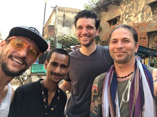 Varanasi District, Индия: Good times in Varanasi