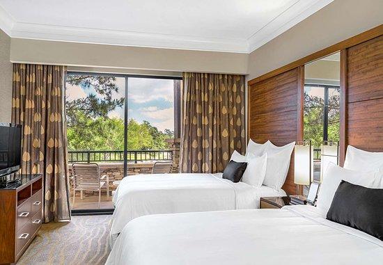 The Woodlands Resort: McHarg Double Bedroom