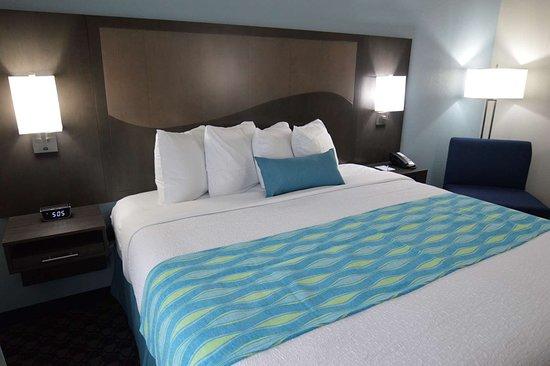 Waller, Техас: Double Queen Guest Room