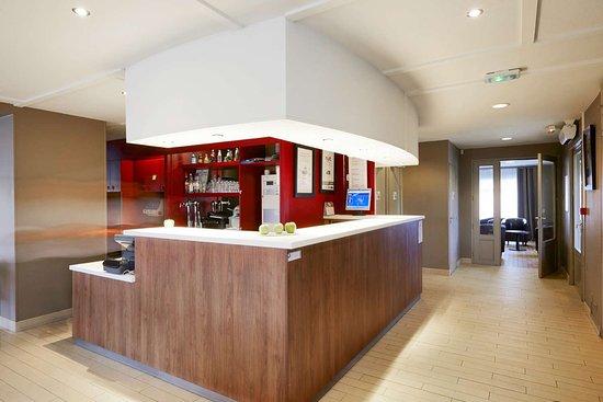 Campanile Metz Sud Jouy Aux Arches: Campanile Metz Sud - Reception
