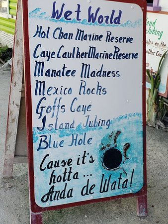Caye Caulker Photo