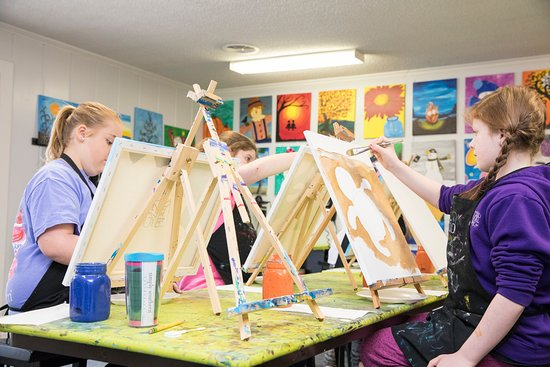 Lexington, NC: Artistic day camps for children 5+