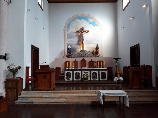 Parroquia de la Santa Cruz de Colchagua