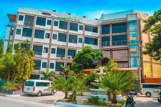 Провинция Восточный Миндоро, Филиппины: Rosalina Garden Hotel, South of Oriental Mindoro