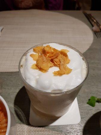 La Farfalla: 玉米做成的飲料
