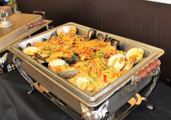 North Plainfield, NJ: Mixed Seafood Rice