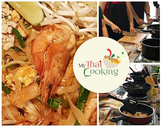 My Thai Cooking
