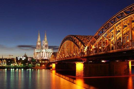 Crucero con cena por el río Rin en...