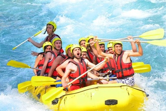Canyoning and Rafting Tours from...