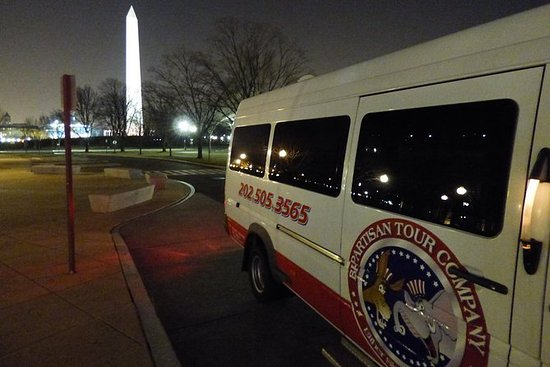 Epic Washington DC Evening Tour...