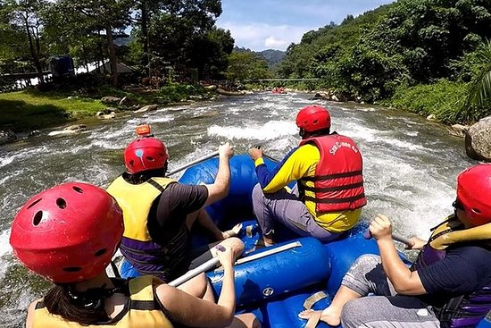 Rafting y ATV Adventure desde Phuket