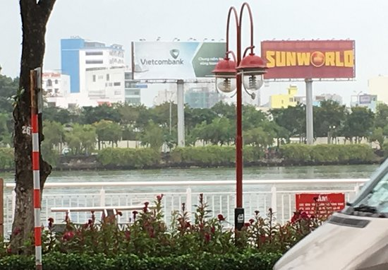 View of the Han river