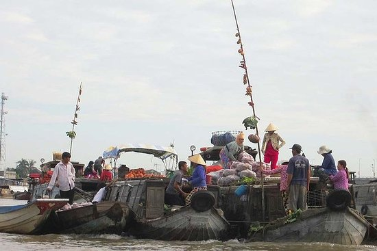 Full-Day Mekong Delta and Cai Be...