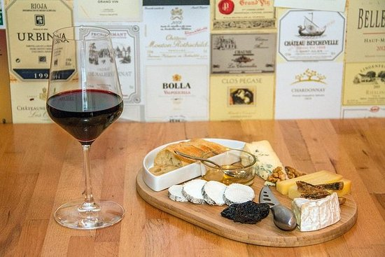 Degustación de vinos en Bucarest