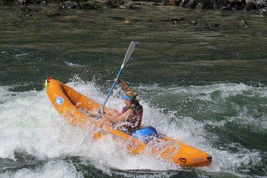 Riggins Idaho 1 giorno Rafting Trip