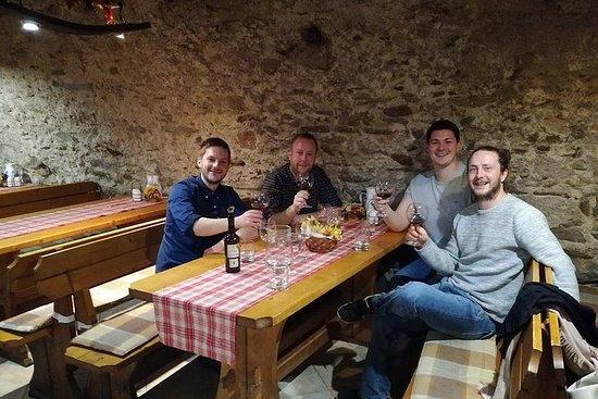 Dégustation de vin de Bratislava
