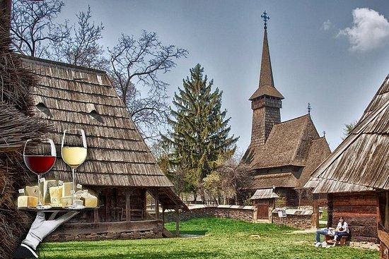 Tradiciones en Bucarest: Museo de la...