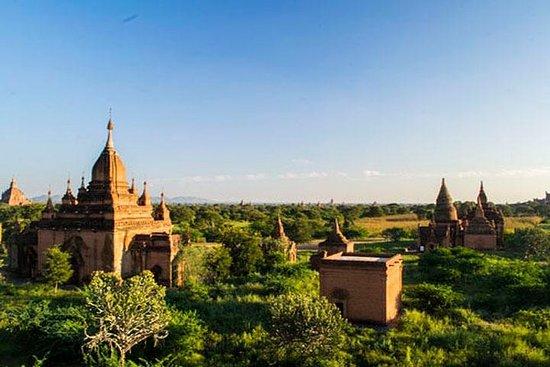 Fantastisk Bagan Temples Day Tour