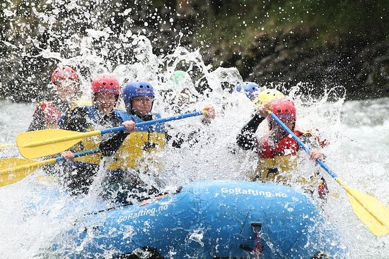 White Water Rafting Day Trip on the...