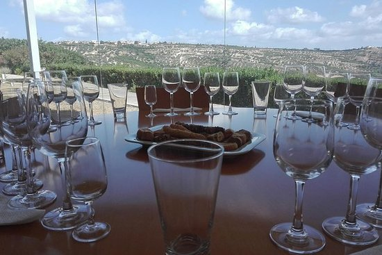 Wijn, olijfolie en terroir tour met ...