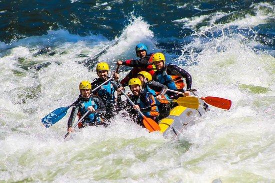 Experiência de Rafting no Rio Tâmega
