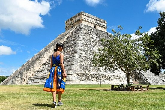 Tagesausflug: Chichén Itzá, Cenote Ik...