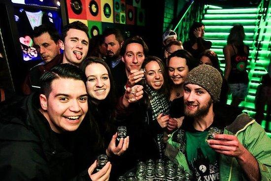 Clock Tower Bar Crawl in Prague