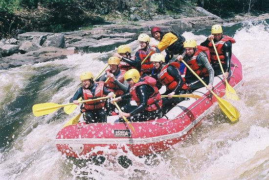 Tremblant Wildwasser Rafting Express ...