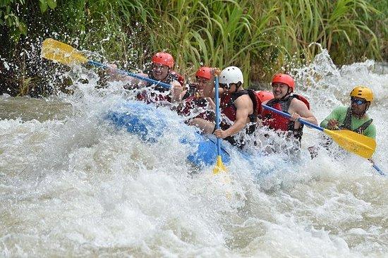白水漂流Naranjo河
